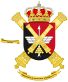 72nd Air Defence Artillery Regiment, Spanish Army.png