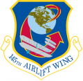 145th Airlift Wing, North Carolina Air National Guard.png