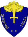Division Friuli, Italian Army.png