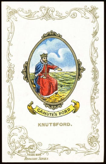 Arms of Knutsford