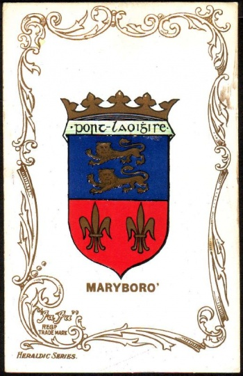 Arms of Port Laoise