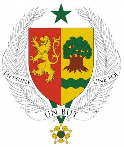 National arms of Senegal