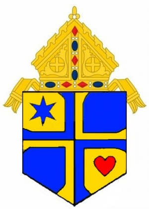 Arms (crest) of Diocese of Salina