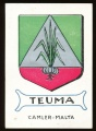 arms of the Teuma family
