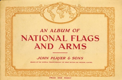 John Player - National flags and arms - Heraldry of the World