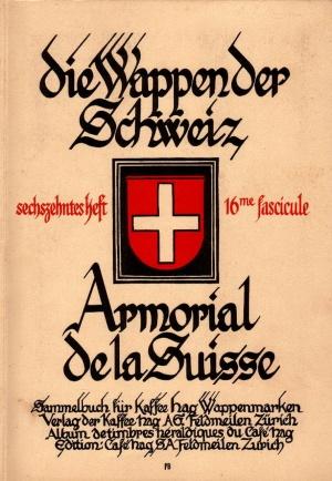 Kaffee Hag Wappen Der Schweiz Heraldic Collector S Items