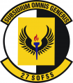 27th Special Operations Forces Support Squadron, US Air Force.png
