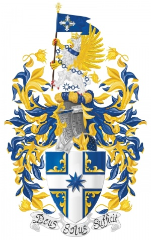 Arms of Phillip Guin