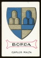 arms of the Borda family