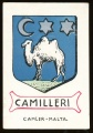 arms of the Camilleri family