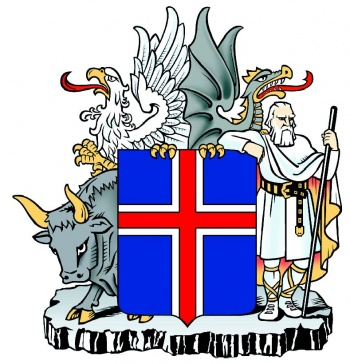 Arms of Iceland