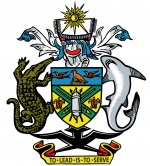 National Arms of the Solomon Islands