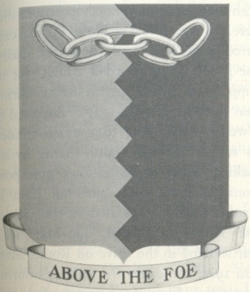Coat of arms (crest) of the 78th Fighter Group, USAAF