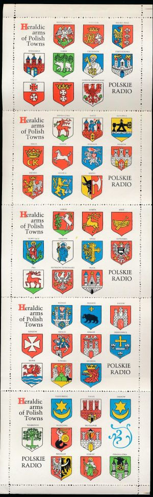 Arms of Polish Towns