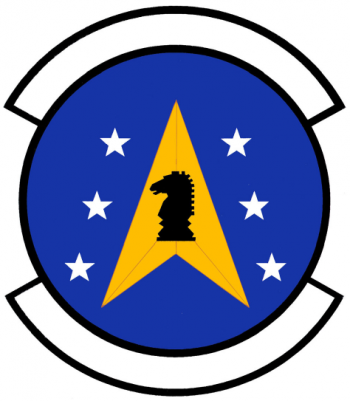 Coat of arms (crest) of the 18th Intelligence Squadron, US Air Force