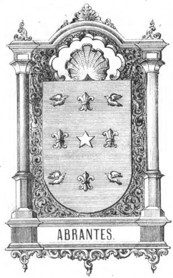 Arms of Abrantes