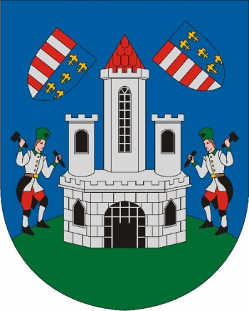 Arms (crest) of Telkibánya