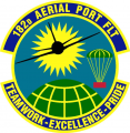 182nd Aerial Port Flight, US Air Force.png