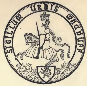 seal of Macduff