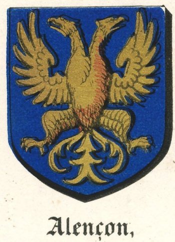 alen on blason armoiries de alen on coat of arms crest of alen on. Black Bedroom Furniture Sets. Home Design Ideas