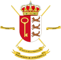 Intelligence Regiment No 1, Spanish Army.png